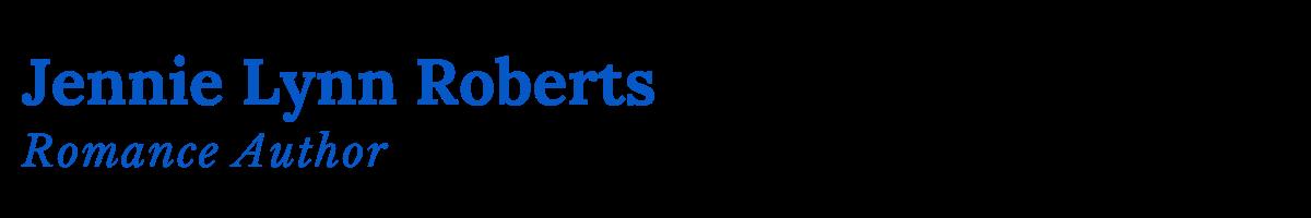 Jennie Lynn Roberts Logo
